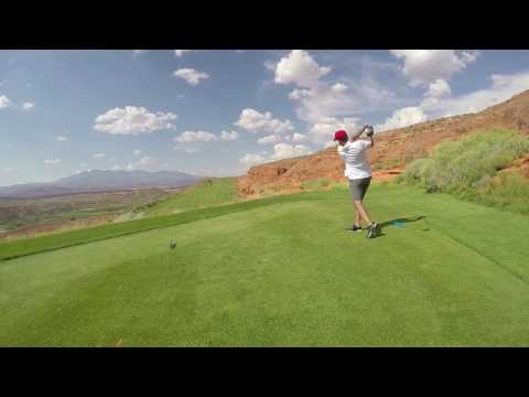 Sand Hollow Golf Course Full Round - 07/11/2017