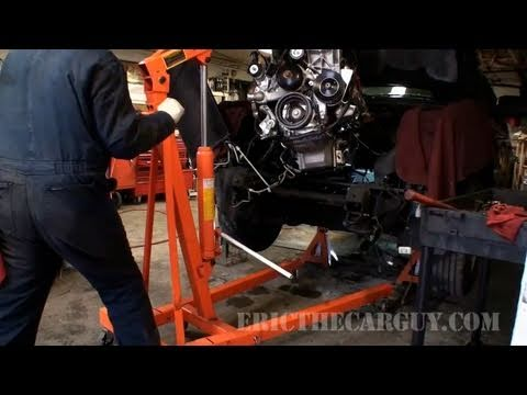 2007 Tahoe 5 3L Engine Part 3 - EricTheCarGuy