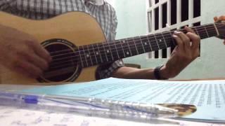 Anh Sẽ Không Đổi thay - Guitar