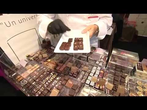 Salon Du Chocolat 2014 Paris