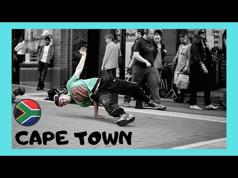 CAPE TOWN, fantastic African street performers, Waterfront (South Africa)