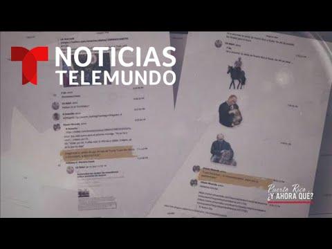 La Filtración De Un Chat De Telegram Que Un Pueblo No Pudo Soportar | Noticias Telemundo
