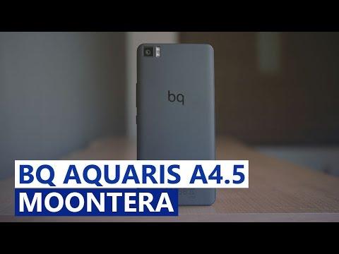 BQ Aquaris A4.5 review em português