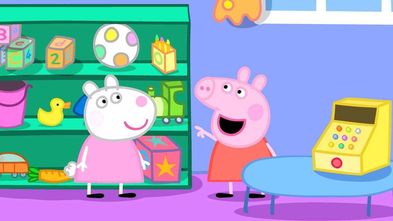 Dessin MANGA: Dessin Anime Peppa Pig En Francais Entier