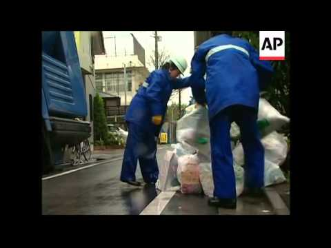Plans to convert waste into energy in Japan