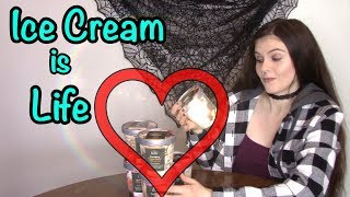 Eating Disorder vs. Archer Farms Non-Dairy Ice Cream   Taste Test   Food Fears