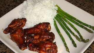 Spicy Smoked Chicken Wings Recipe!