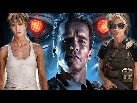 TERMINATOR - Working Title REVEALED & James Cameron Confirms Female Centric Focus