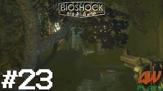 BioShock - Part 23: Escaping the Lab - Walkthrough / Let