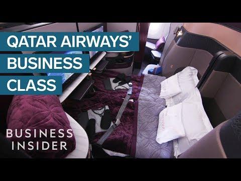 Inside Qatar Airways' New Luxury Business Class Suites
