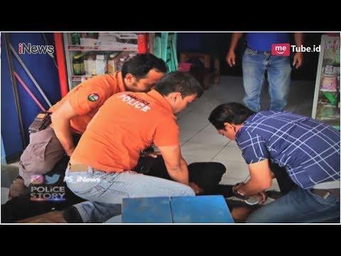 Penyergapan 2 Pengedar Ganja dan Sabu di Malang Part 01 - Police Story 30/10
