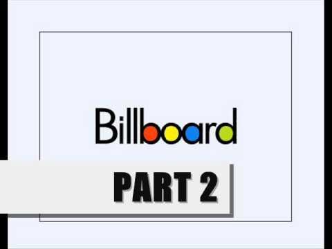 Billboard Hot 100 Number 1's Part 2: 2000-2005