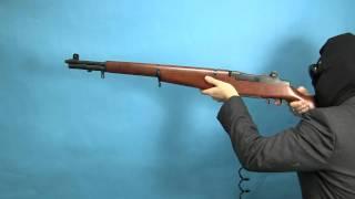 M1 GARAND MARUSHIN ガスブローバック M1ガーランド 実銃クリップ仕様 マルシン thumbnail