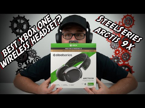 SteelSeries Arctis 9X Wireless Xbox One Gaming Headset DETAILED REVIEW
