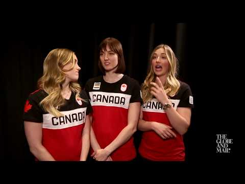 Canadian Olympic athletes share their wildest fan stories