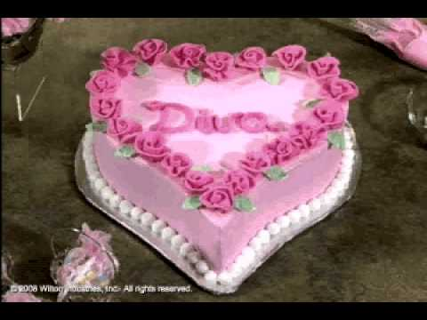 Decorate Ideas For Cakes Valentine Day