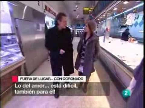 Mara Torres entrevista a José Coronado / Fuera de Lugar