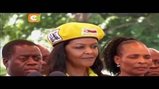 Huenda serikali ya mpito ikabuniwa Zimbabwe