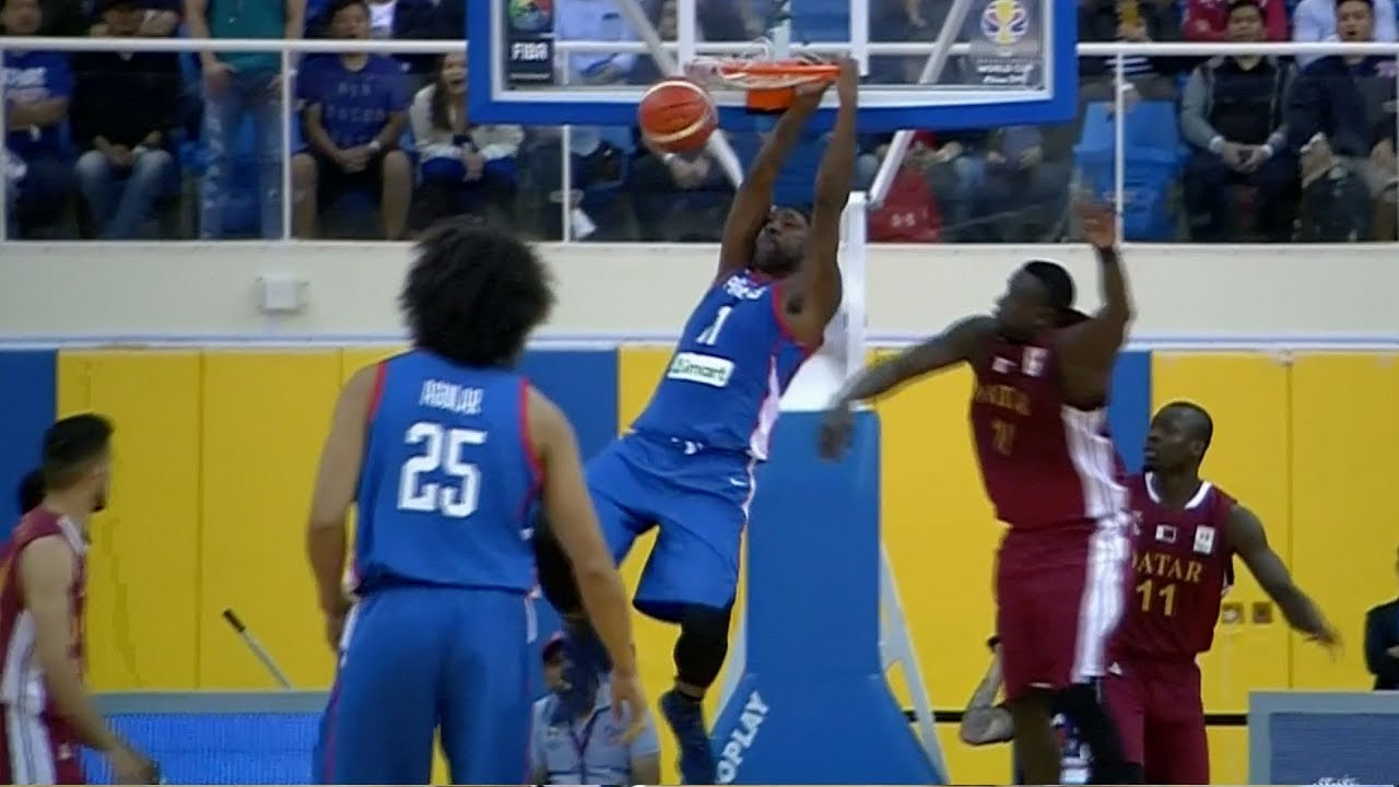 Highlights: Philippines vs. Qatar | FIBA World Cup 2019 Asian Qualifiers