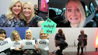 WEEKEND VLOG 23: Interviewing Louise Pentland, Friends & FEAR!