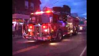 2013 Farmingdale,ny Fire Department Columbus Day Parade  part 2 of 2