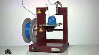 Afinia Time H Series 3D Printer   YouTube new