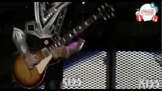 Kiss en Argentina 2012 - Love Gun