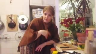 Салат из фасоли и кукурузы, домашний майонез и немного музыки