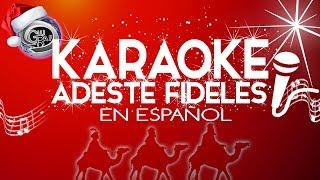 KARAOKE, CANCIONES DE NAVIDAD CON LETRA  / VILLANCICOS NAVIDEÑOS  EN ESPAÑOL