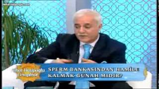 Nihat Hatipoğlu - Sperm Bankasından Hamile Kalmak Günah Mıdır?