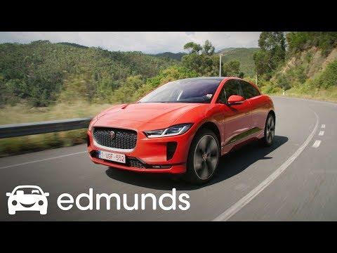 2019 Jaguar I-Pace First Drive | Review | Edmunds