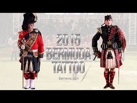 Bermuda Tattoo, October 2015