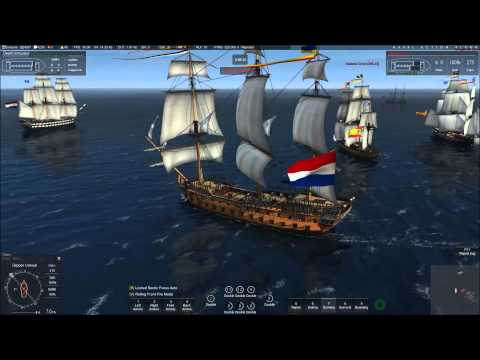 Naval Action Open World - Episode 68 - Big Fight