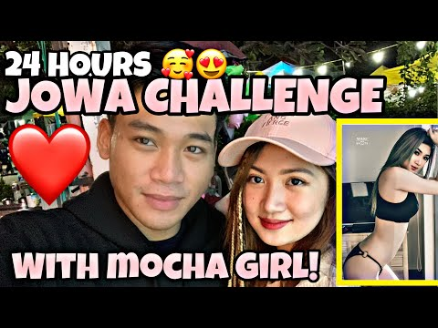 24 HOURS JOWA CHALLENGE WITH MOCHA GIRL (BRUSKOBROS)