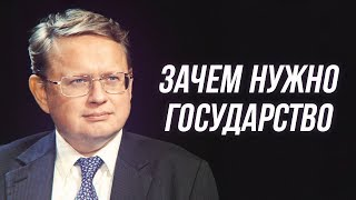 Михаил Делягин. Зачем нужно государство