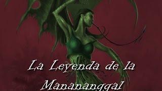 La Leyenda de la Manananggal