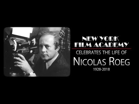 Nicolas Roeg Memoriam Video