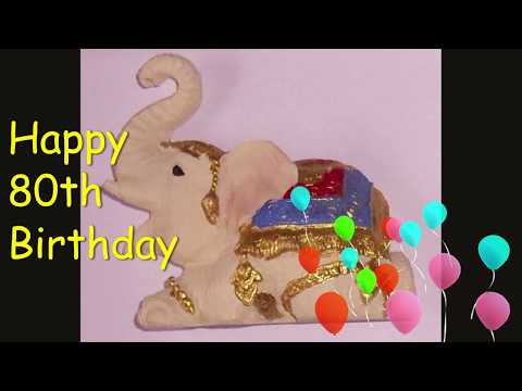 Happy 80th Birthday from YouTube · Duration:  2 minutes 22 seconds
