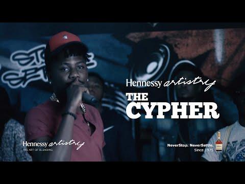Hennessy Cypher 2016 - YCEE x VEMOR x PHLOW x MAXIMUM x FATBOI