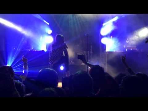 Breathe Carolina - Shots Fired LIVE @HouseOfBluesLA