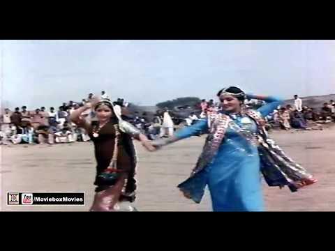 SAB KO QAID KARA DOON - NOOR JEHAN - BABRA SHARIF - FILM KHOON AUR PANI