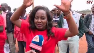 Okweyimirirwa kwa Bobi Wine;  E Kamwokya basiibye babinuka mu ssanyu thumbnail