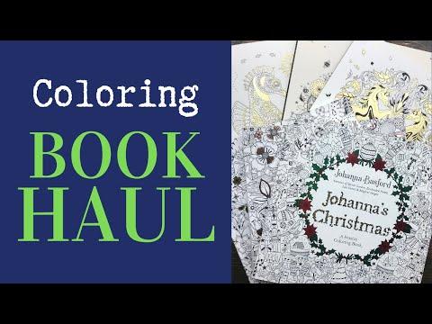 johanna-basford-adult-coloring-book-haul