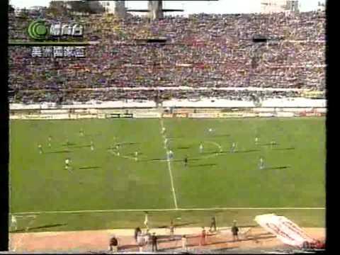 1995 Copa Amercia Final (Brazil vs Uruguay)