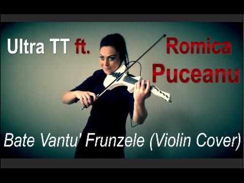 Ultra TT ft. Romica Puceanu - Bate Vantu' Frunzele (Cristina Kiseleff Violin Cover)