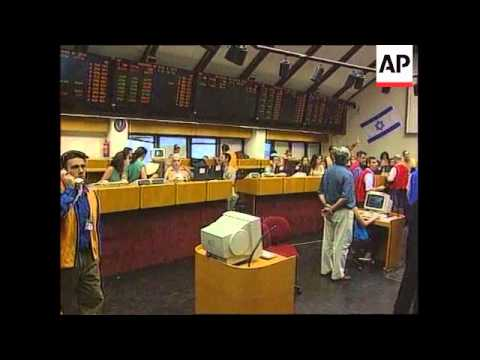 Israel - Stock Exchange