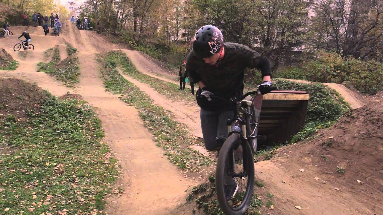 Антон Степанов - Вело Тест Драйв MTB Stark Jigger 2015 - YouTube