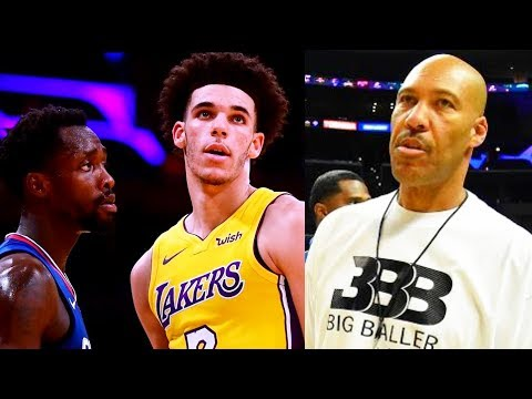 Download Youtube: LaVar Ball RIPS Patrick Beverley After He SHUTS DOWN Lonzo Ball In His NBA Debut