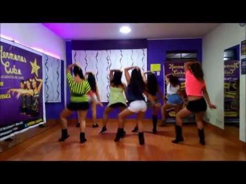 EL TAXI coreografía - Hermanas Cuba