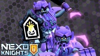 РИКС и РУГ ! Lego Nexo Knights - Игра про Мультики Лего Нексо Найтс 2017 Видео для Детей